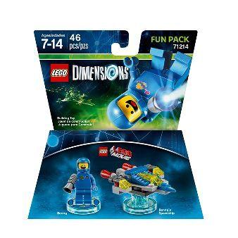 LEGO Dimensions - Lego Movie Fun Pack - Benny