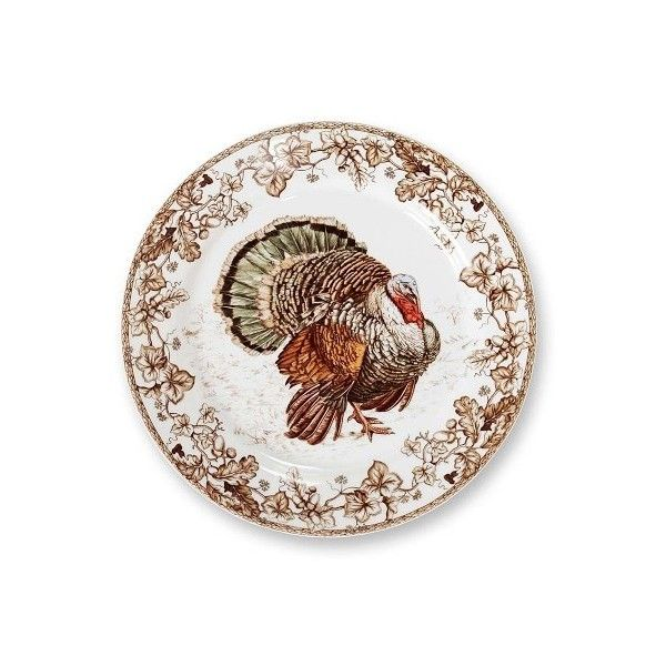 Williams-Sonoma Plymouth Dinner Plates Set of 4 ($42) ❤ liked on Polyvore · Thanksgiving DinnerwareThanksgiving ...  sc 1 st  Pinterest & Williams-Sonoma Plymouth Dinner Plates Set of 4 ($42) ❤ liked on ...