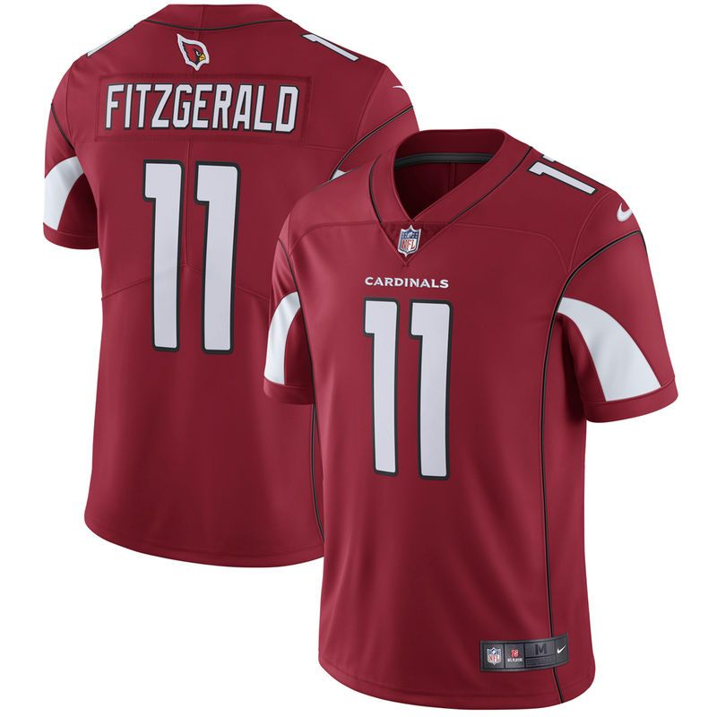 38f51139a4a Larry Fitzgerald Arizona Cardinals Nike Youth Vapor Untouchable Limited Player  Jersey - Cardinal