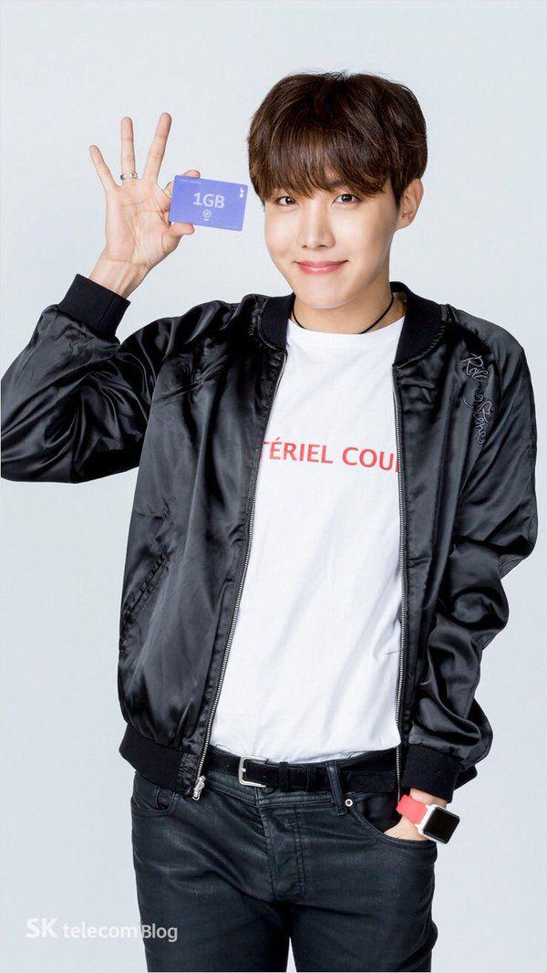 [SKTelecom/BLOG] 160315 #BTS #방탄소년단 @ Behind the Scenes #BTSxJessi CF #JHOPE