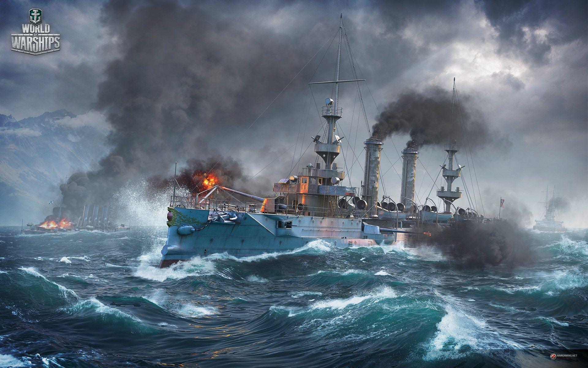 1920x1200 World Of Warships Game Wallpaper World Of Warships