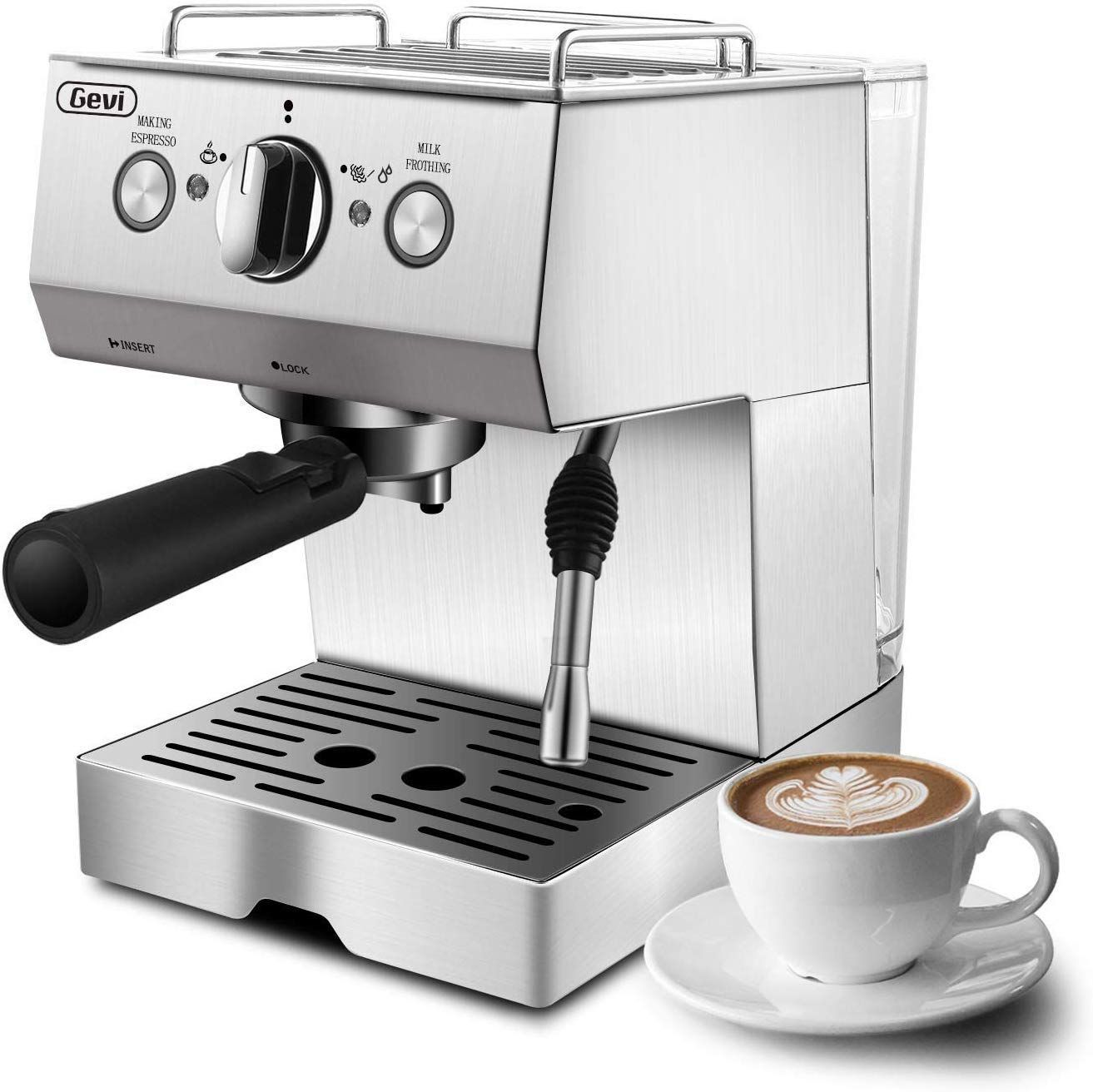 Coffee Lover! in 2020 Latte machine, Milk frother
