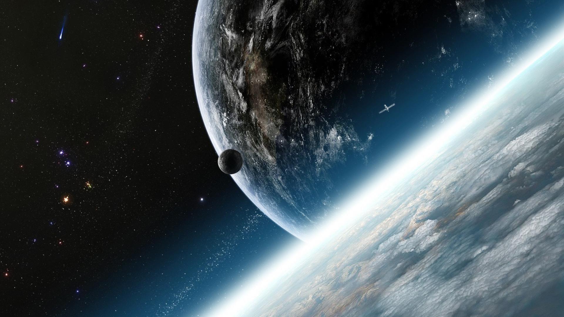 Free Sci Fi Fantasy Desktop Wallpaper: Desktop Wallpaper Science Fiction Theme
