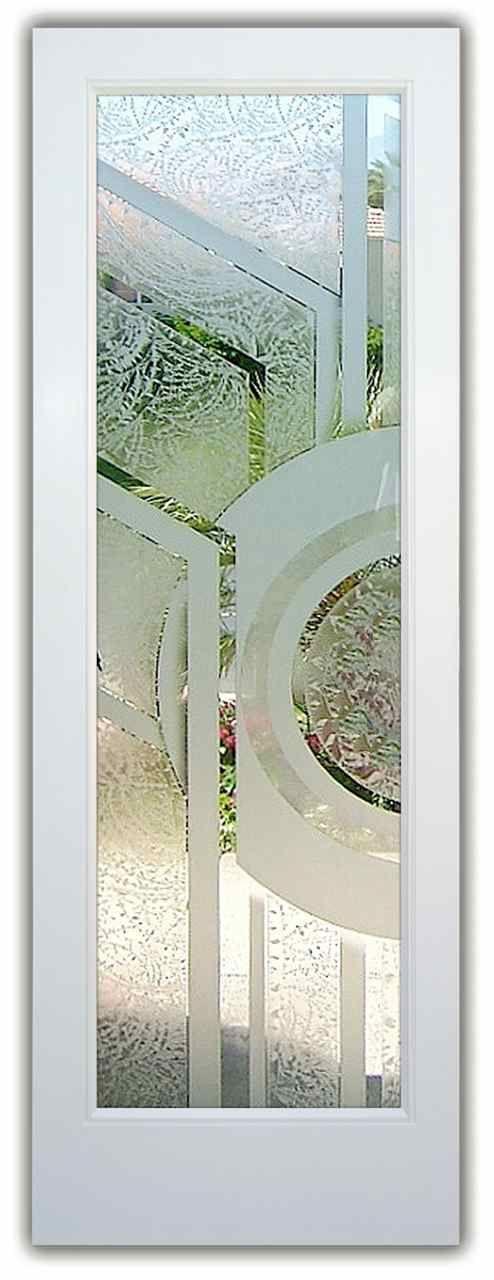 Front Doors With Glass Etching Sandblasted Contemporary Doors Door Glass Design Etched Glass Door Glass Doors Interior