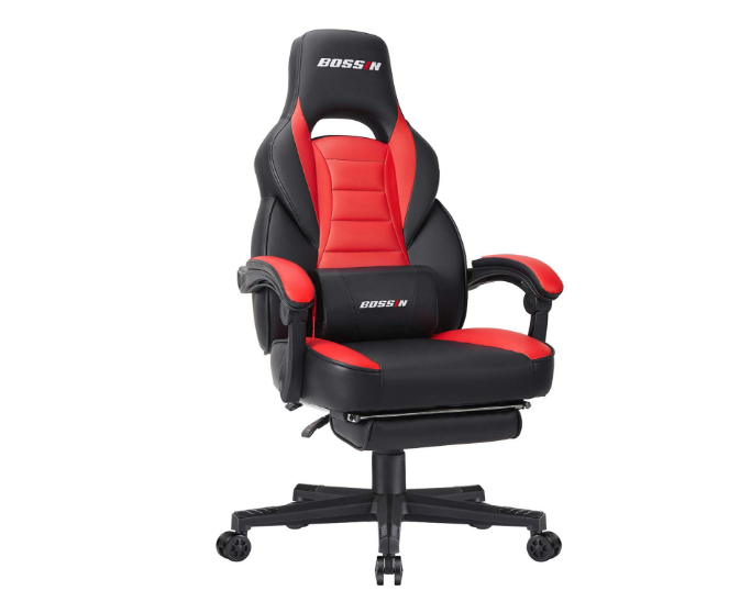 BOSSIN Gaming Chair High Back Racing Chair, Ergonomic