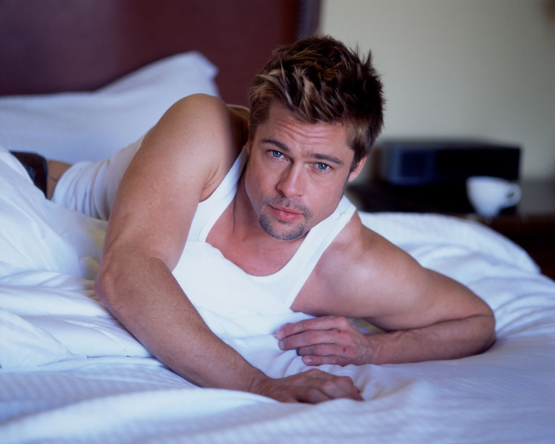 Photographer Timothy White www.auraphotoagency.com MILANO Brad Pitt ...