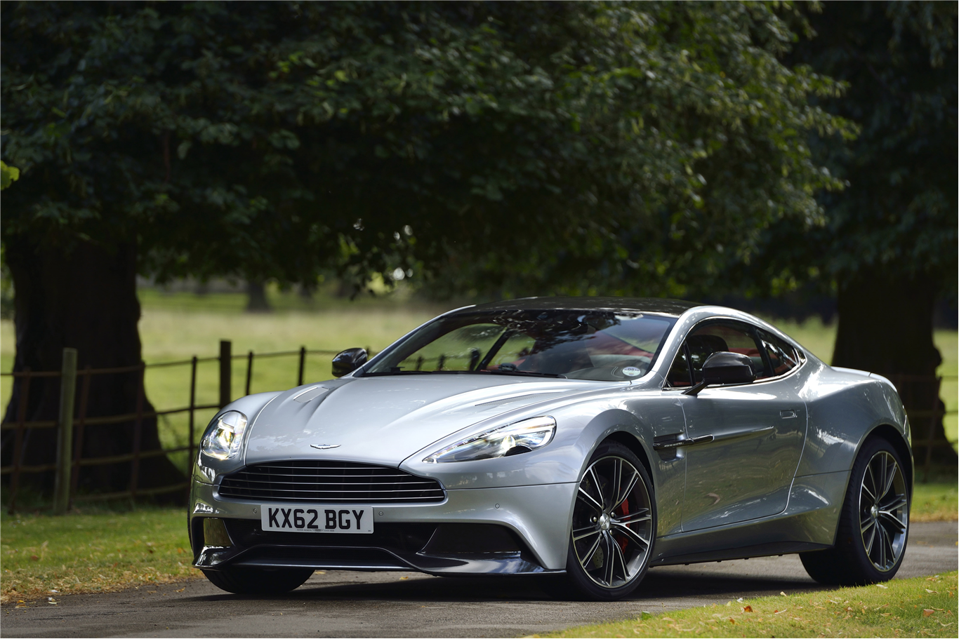 First drive the aston martin vanquish bbc top gear