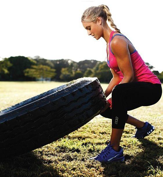 Pin By Oponeo On Brand Id Crossfit Women Muscular Women Womens Fitness Inspiration