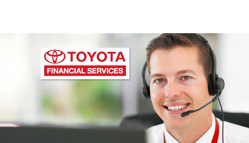 Toyota Financial Services Financial Services Financial Money Management