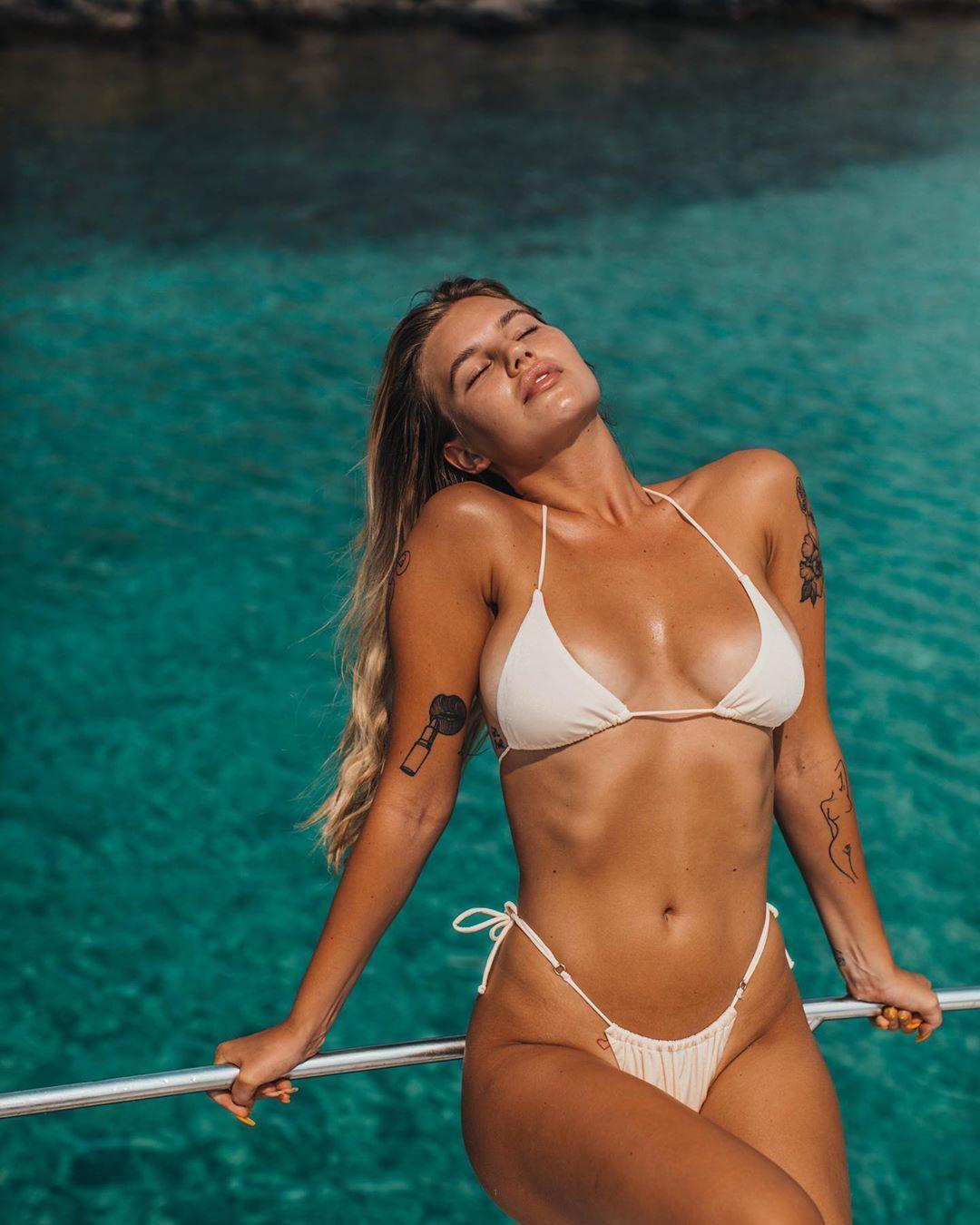 malin olsson bikini