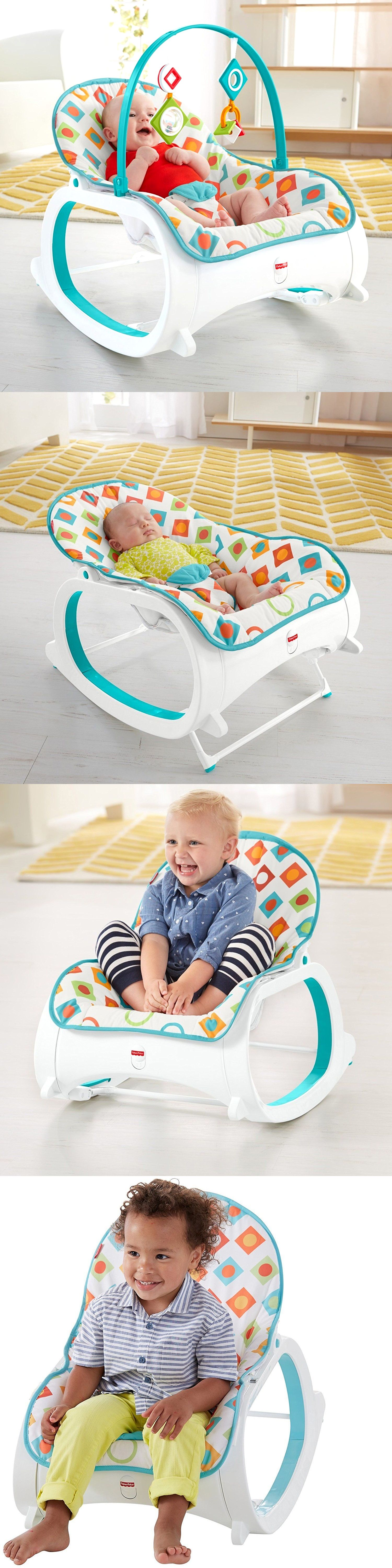 115a46243 Infant-to-Toddler Baby Rocker Bouncer Seat Chair Sleeper Swing ...