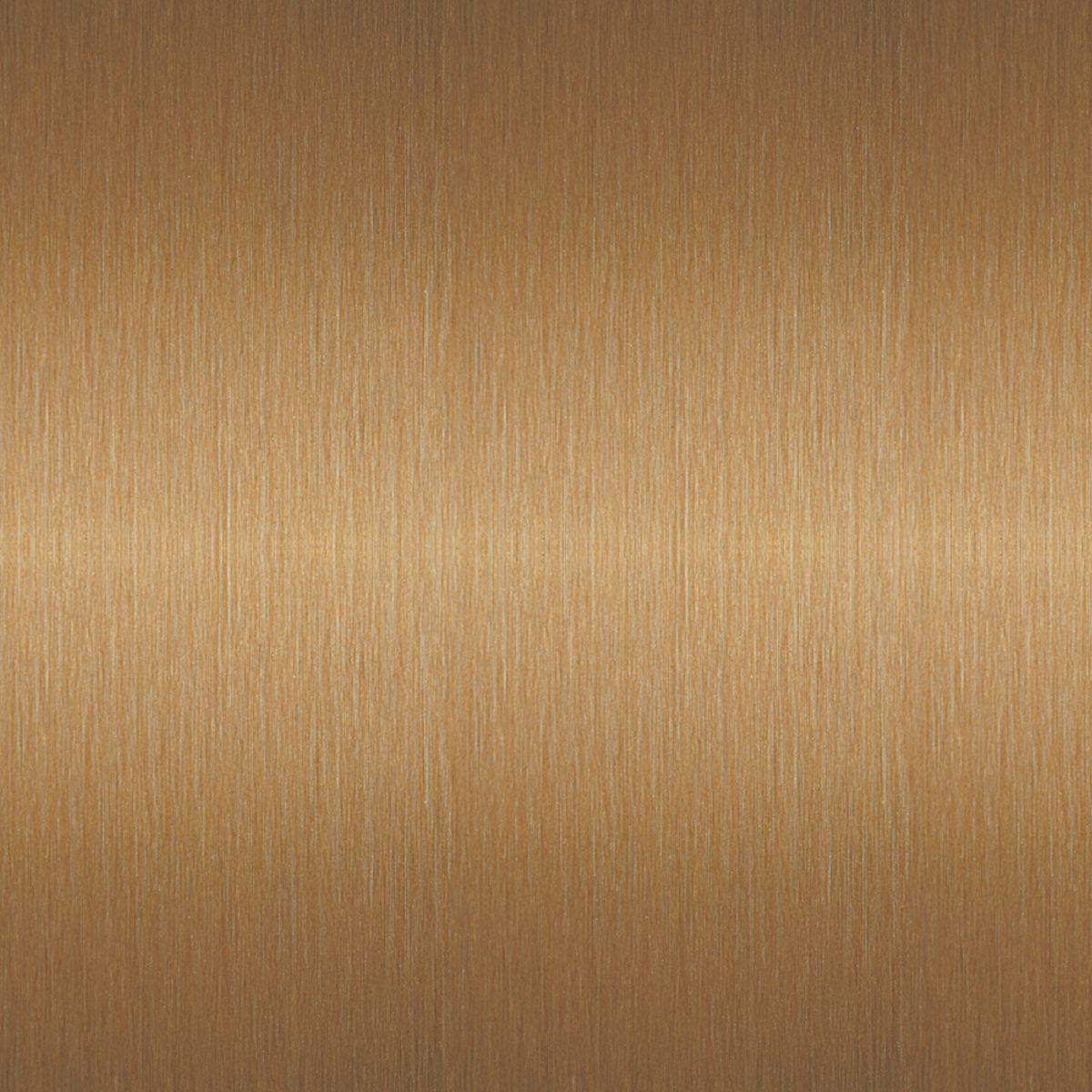 Decometal Brushed Bronzetoned Aluminum Steel Textures Metal