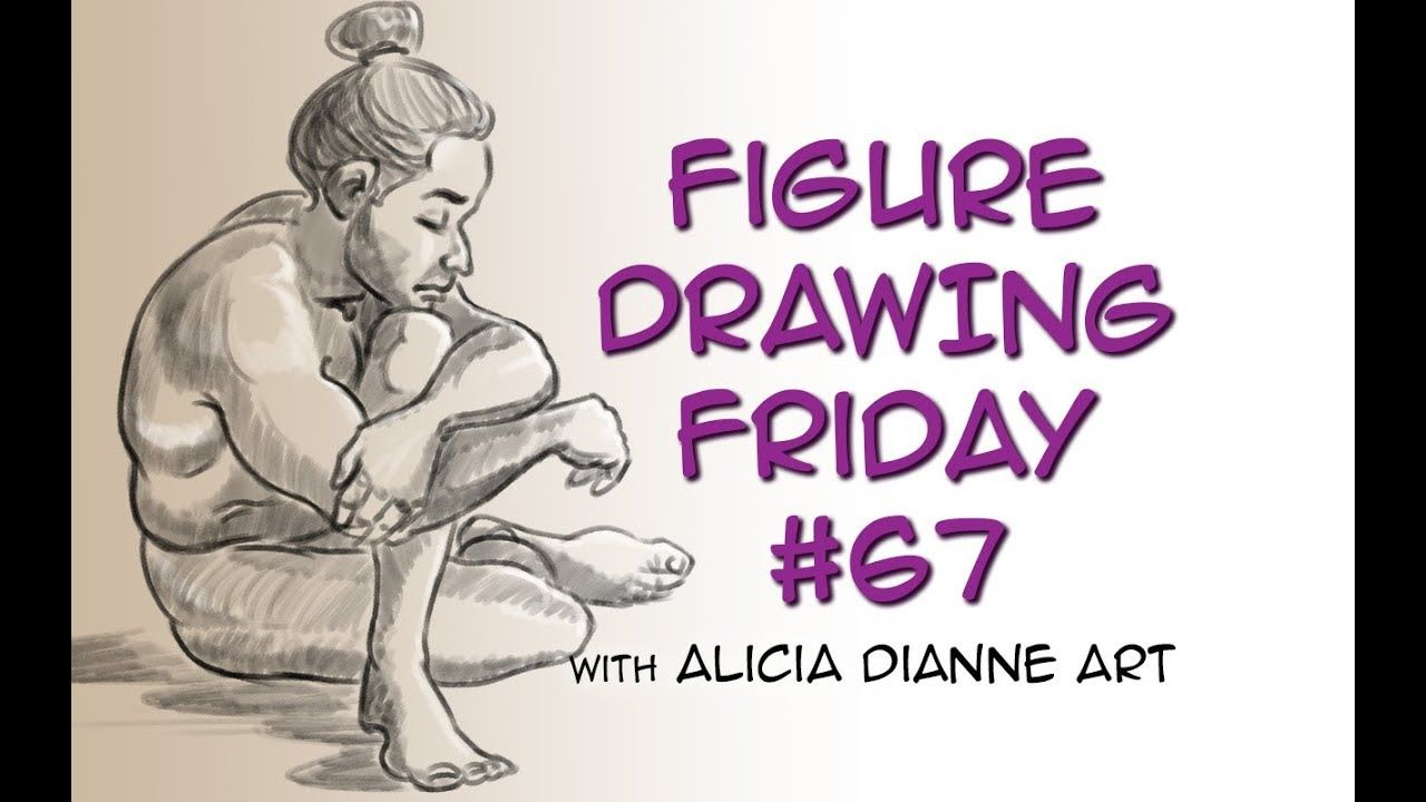 Figure drawing friday live life drawing class 67