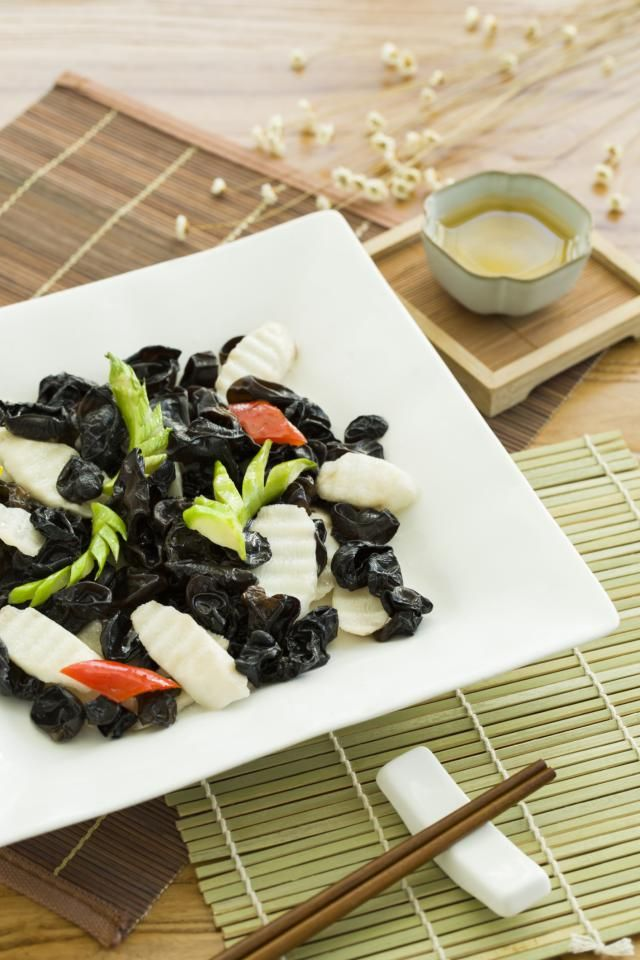 Learn to cook with cloud ear fungus asian foods recipes chinese black fungus goes by many names and has been used in chinese cooking and traditional medicine for centuries learn all about black fungus here forumfinder Images