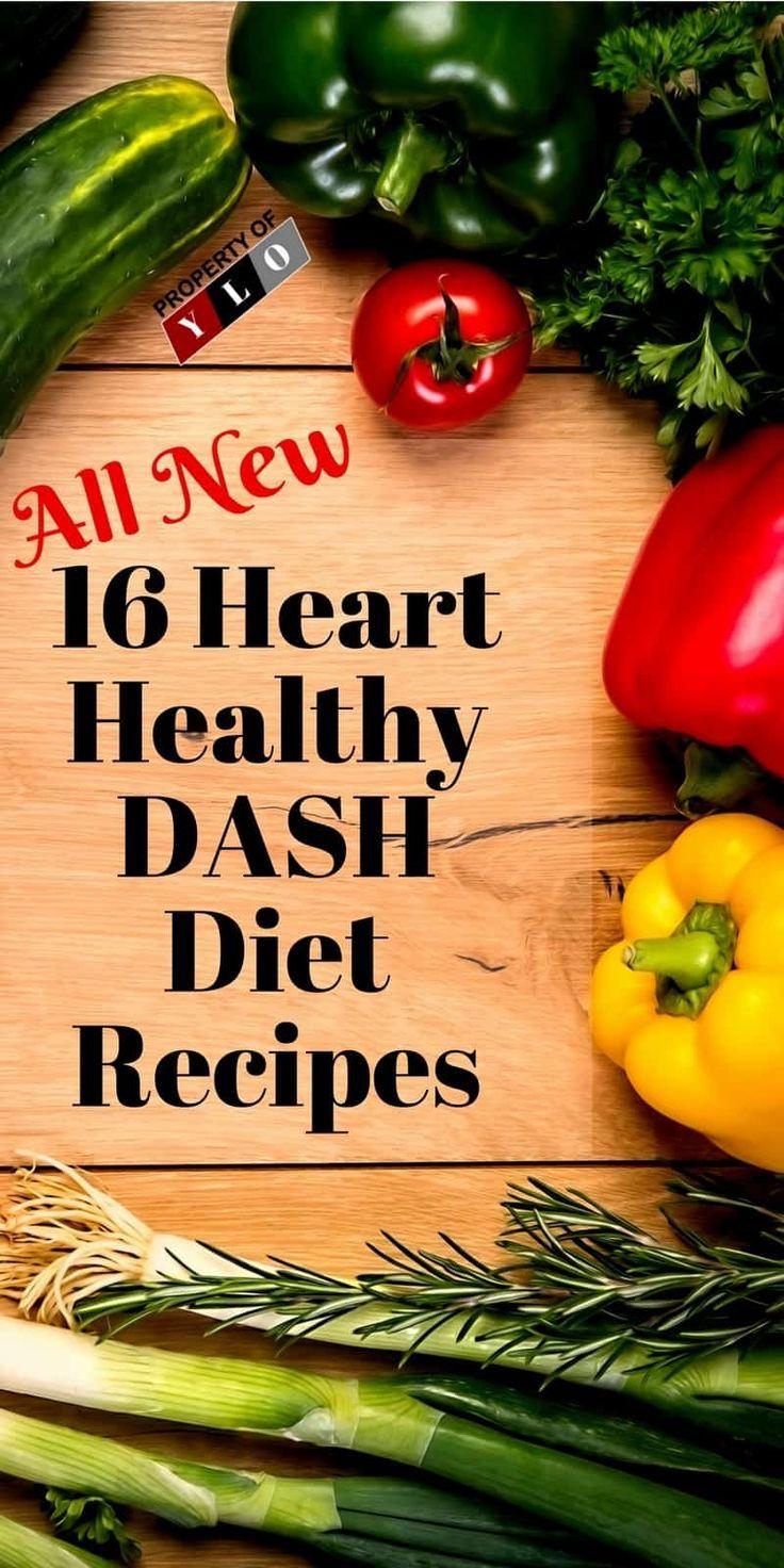 Top 16 DASH Diät Rezepte um Gewicht zu verlieren Top 16 DASH Diät Rezepte um Gewicht zu verlieren
