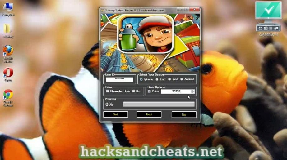 subway surfers hack for computer