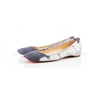50a7cc1f918 Christian Louboutin flats | Shoes | Ballerina flats, Christian ...