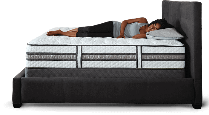 Serta Iseries Approval Super Pillow Top Mattress And 9 Foundation Queen With Ireblocker Fiber And Serta Pil Pillow Top Mattress Mattress Sets Serta Iseries