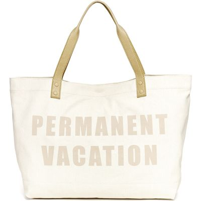 PERMANENT VACATION!!!