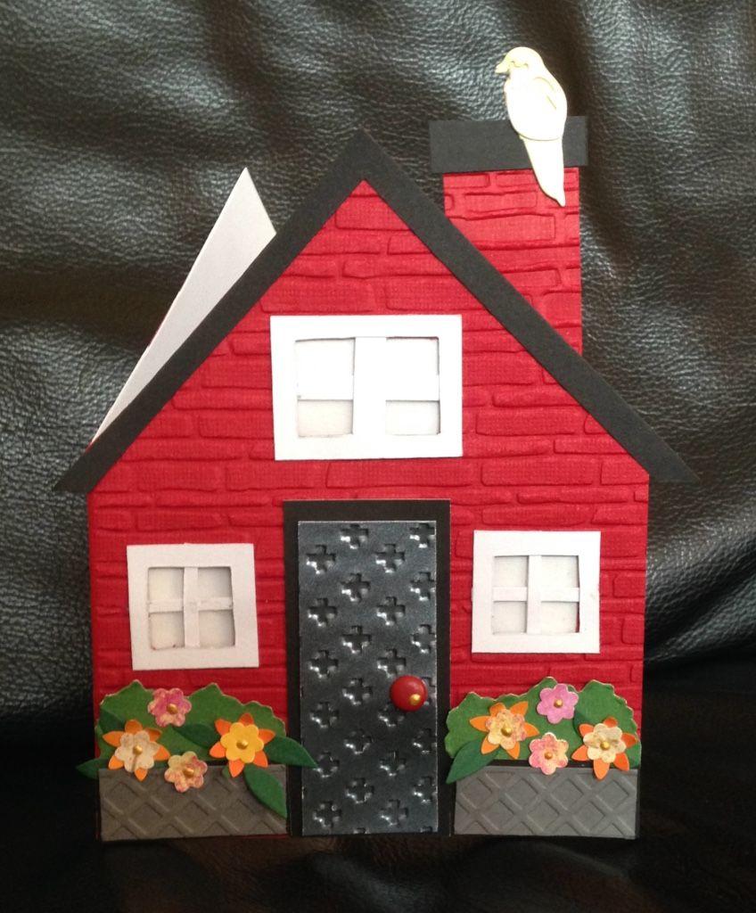 Glückwunschkarte zum Hauskauf Glückwunschkarte, Karten