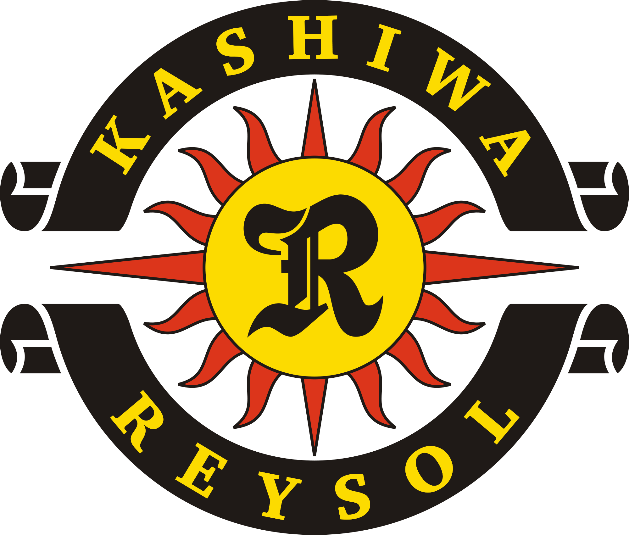 Kashiwa Reysol Japan Kashiwa reysol, Soccer logo