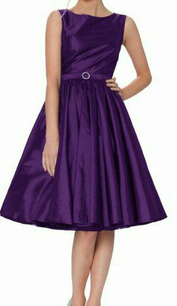 Vistoso Vestido De Dama De Audrey Hepburn Galería - Ideas de ...