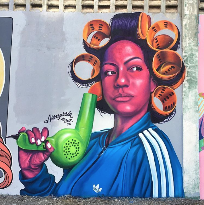 Angurria In Santo Domingo Dominican Republic 2018 Arte Urbano