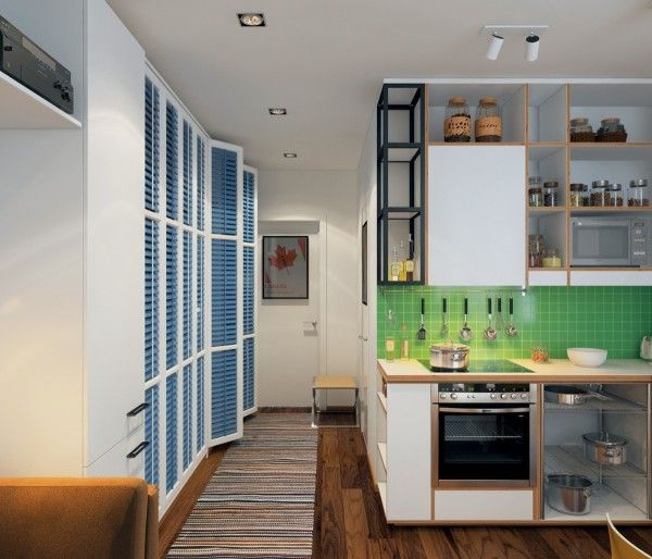 Apartments:Modern Apartment: Delivers Home Feel Apartment Funky ...
