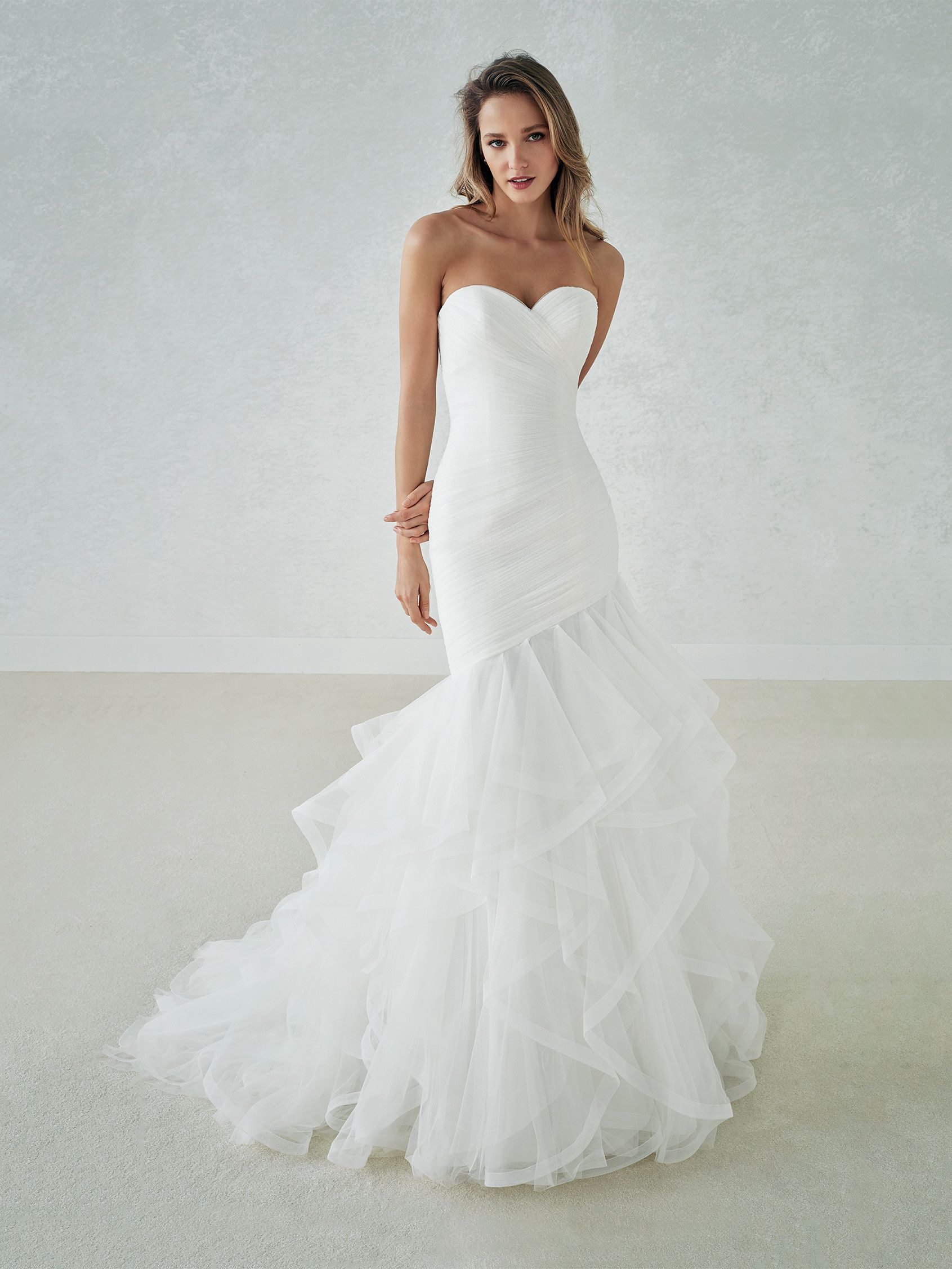 FLORETTE. Very sexy and cheap sweetheart neckline wedding dress ...