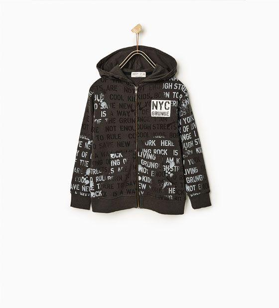 Clothes Kids Jersey Kinder Buzo Aus Zara Pinterest Jacke IqXZ1nwx . 88e08124173ee