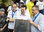 Veja chegada do Corinthians a SP após conquista do Mundial   © ALE FRATA/FRAME/ESTADÃO CONTEÚDO