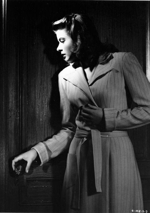 Ingrid Bergman in Spellbound (1945)
