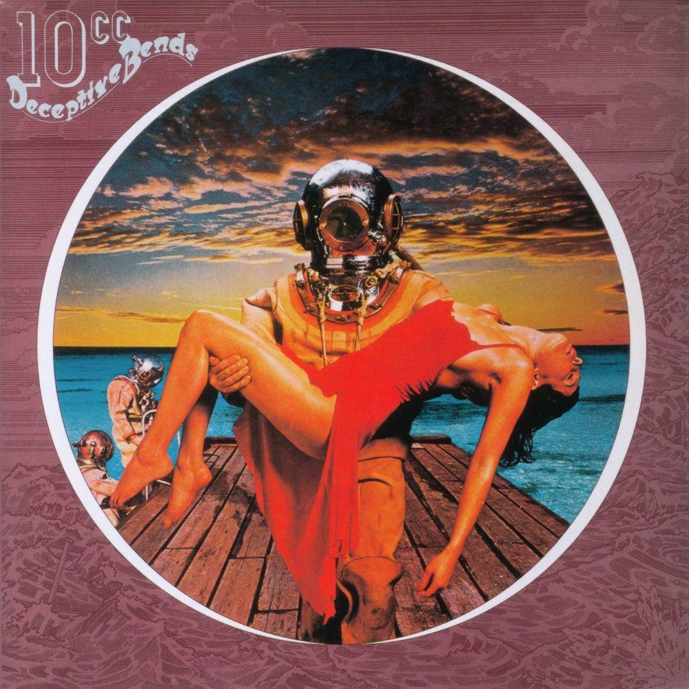 10cc Deceptive Bends Album Covers Album Covers Rock