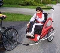 Bicycle Trailers For Disabled Adults Bing Images Bike Trailer
