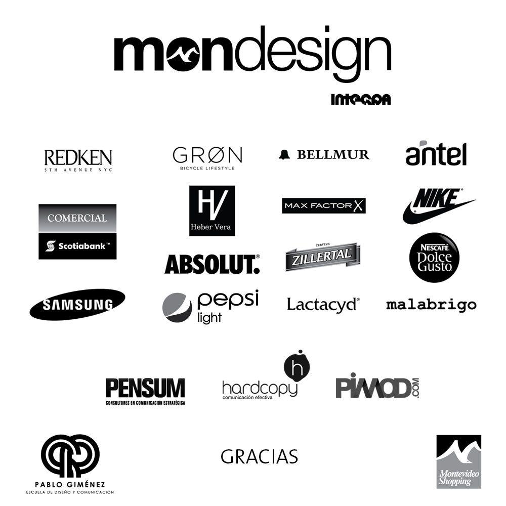Gracias a todos por ser parte de #Mondesign.