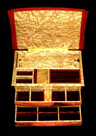 Jewelry box Wood Boxes Pinterest Box Wood boxes and Woodworking