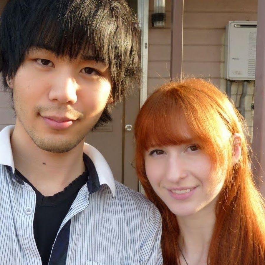 japanese american couple