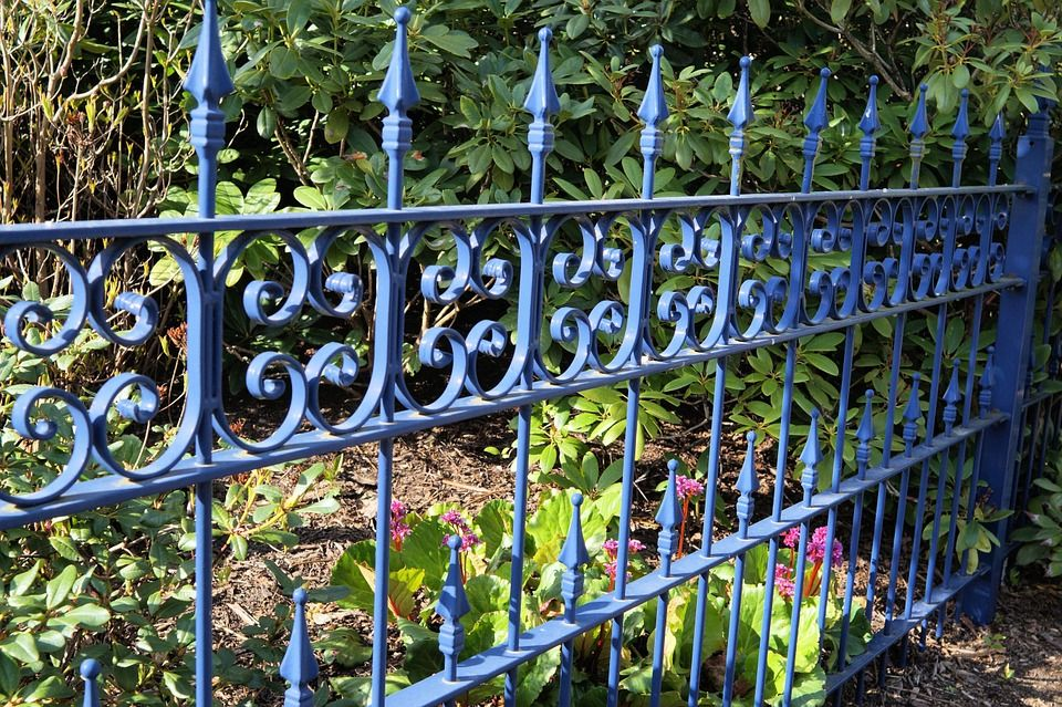 Decorative Chain Link Fence Chain Link Fence Installation