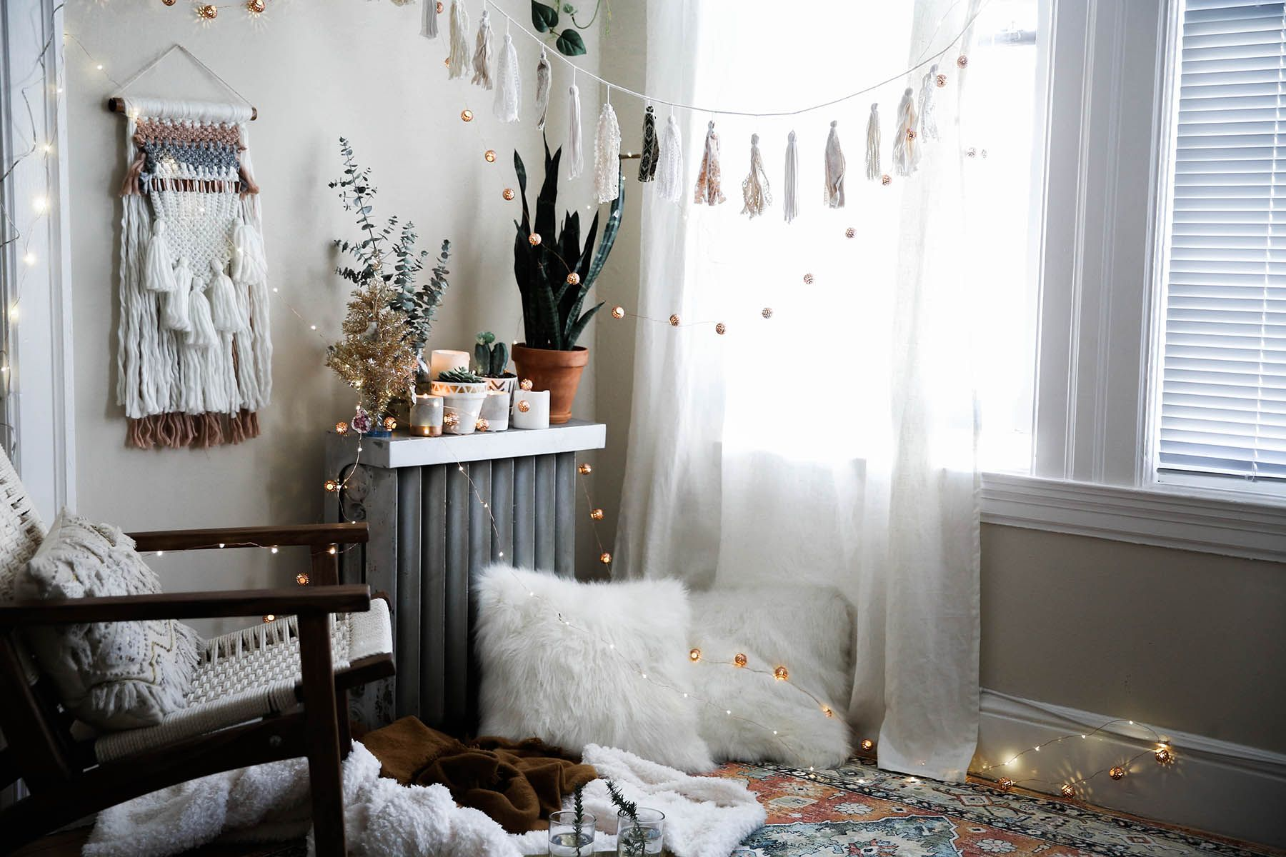 A Cozy Holiday with Urban Outfitters Merry Christmas