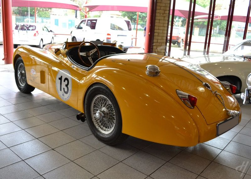1957 Jaguar XK140 for sale South Africa (ZA). Special