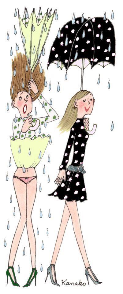 Kanako: día de lluvia