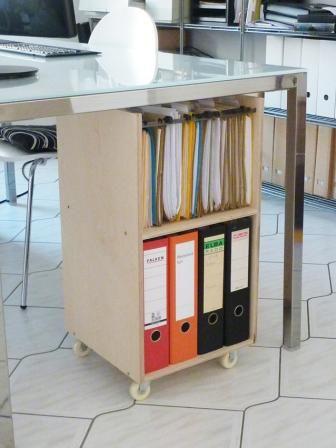 Obi Ratgeber Anleitungen Und Kaufberater Hangeregister Aufbewahrung Schreibtisch Schreibtisch Selber Bauen