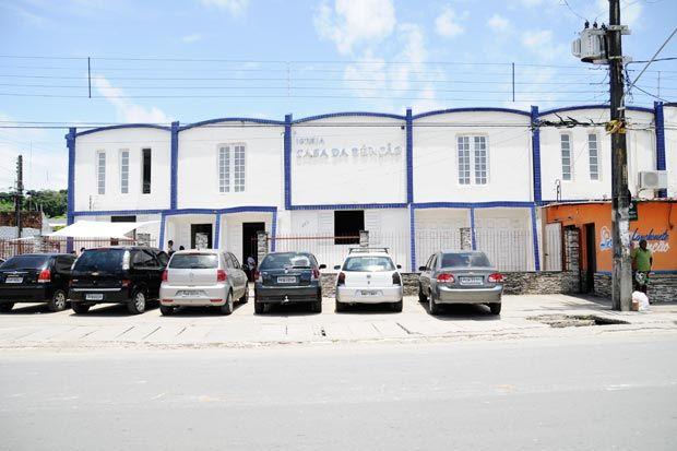 VISÃO NEWS GOSPEL: Estrutura metálica de Igreja Casa da Benção desaba...