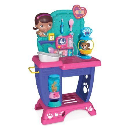 Disney Junior Doc Mcstuffins Toy Hospital Checkup Center Only 25 59 Reg 64 99