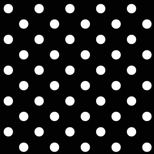 Black And White Polka Dot Background Labs Polka Dot Background Polka Dots Dots