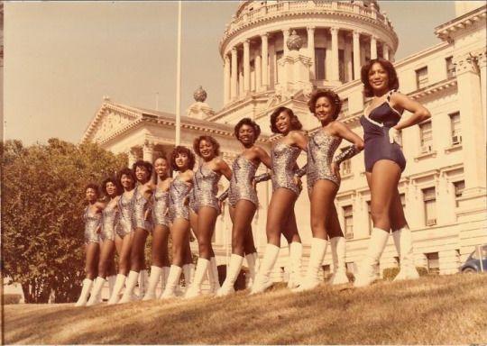 Image result for 1979 prancing J-Settes