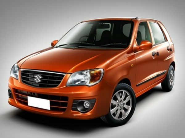 Maruti Suzuki Is Gearing Up For Its 800 Cc Small Car As Per