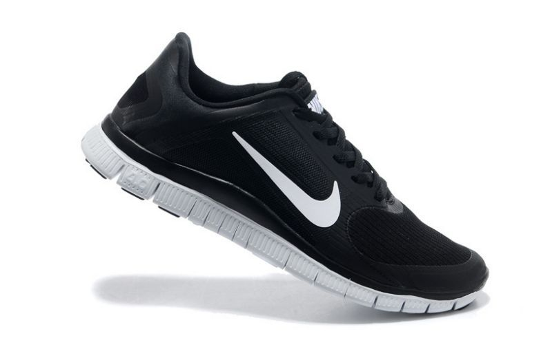 nike free run black dames