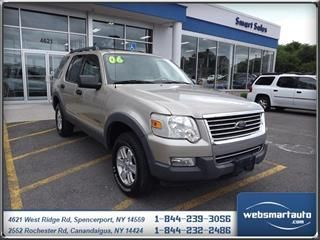2006 Ford Explorer Xlt Ford Dealer In Rochester Ny Used Ford