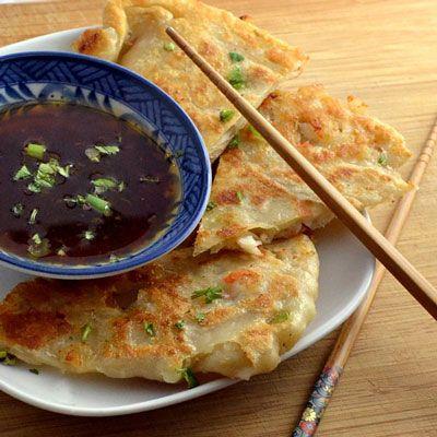 Resep Seafood Pancake Udang Bulat Resep Seafood Resep Resep Masakan